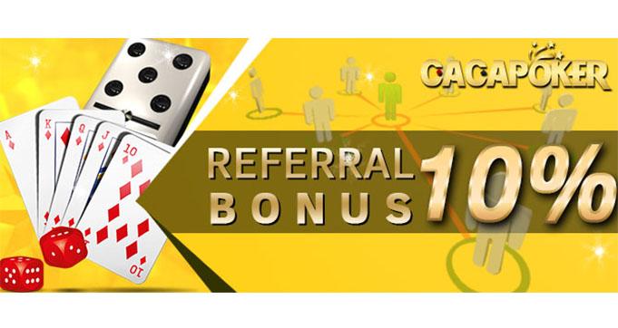 bonus poker online terpercaya